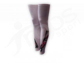 Návleky nohy DEXTER subli light - bílé