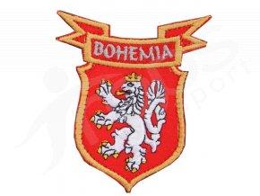 Nášivka znaku BOHEMIA