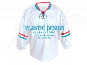 Hokejový dres sublimační od 100 kusů