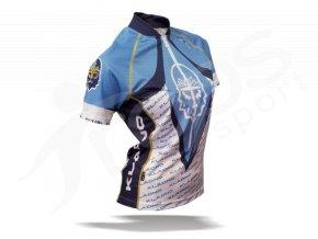 Cyklistický dres RYTÍŘI KLADNO - dámský