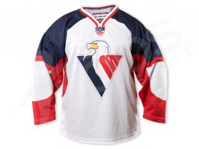 Hokejový dres HC SLOVAN BRATISLAVA - bílý