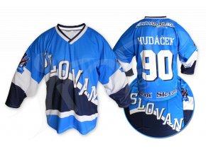 Hokejový dres HC SLOVAN - Věrni Slovanu
