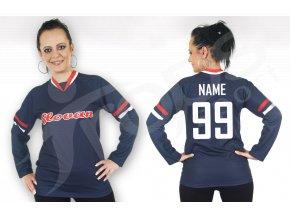 Hokejový dres dámský HC SLOVAN Bratislava