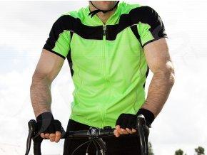 cyklisticky dres bike full zeleny