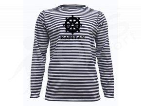 Námořnické tričko Sailor DR Kormidlo a jméno
