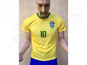 fotbalovy dres brazilie neymar