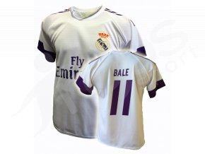 Fotbalový dres Real Madrid Gareth Bale 16/17