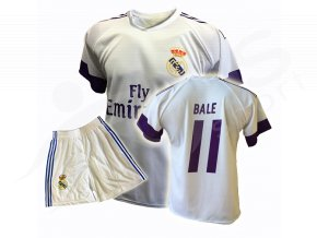 Fotbalový komplet Real Madrid Gareth Bale 16/17