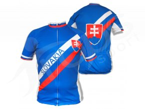 Cyklo dres Slovensko TOP