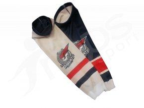 Hokejové štulpny oboustranné, vlastní design