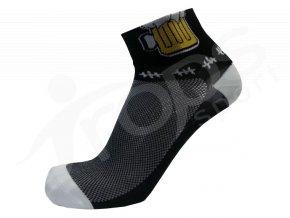 Ponožky pivo Dexter černé