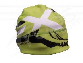 Zimní čepice GAVA DEXTER - zelená