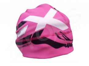 Zimní čepice GAVA DEXTER - růžová