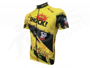 Cyklistický dres BIG SHOCK race man