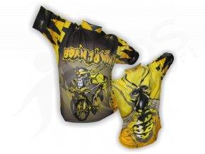 Cyklistický dres MTB VOSA
