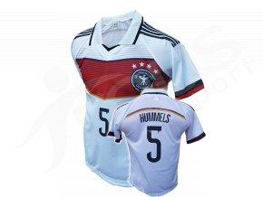 Fotbalový dres Německo Mats Hummels