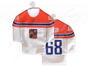 Hokejový mini dres ČR 2014