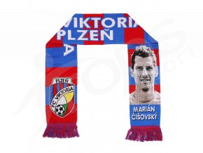 Fotbalová šála FC Viktoria Plzeň, Marián Čišovský