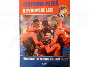 Kniha Viktoria v Evropské lize