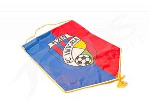 Kapitánská vlajka FC Viktoria Plzeň