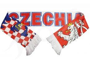 Šála Czechia, Česko