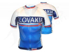 Cyklo dres Slovensko TOP 2015