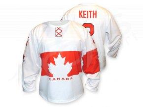 Hokejový dres Kanada 2014/2015 TOP - bílý