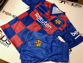 fotbalovy dres barcelona trenky