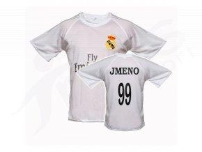 Fotbalový dres Real Madrid 2015/2016 - vlastní potisk