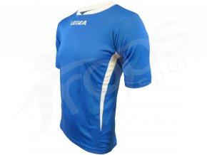 fotbalovy dres legea dusseldorf modry