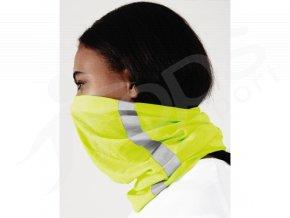 Multifunkční šátek Morf, reflexní