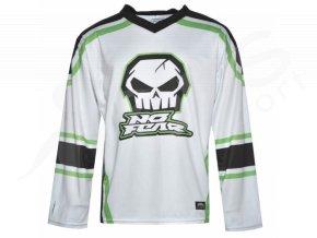 Hokejový dres No Fear, bílý