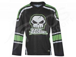 Hokejový dres No Fear, černý