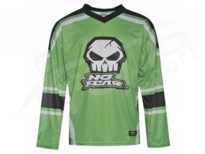 Hokejový dres No Fear, zelený