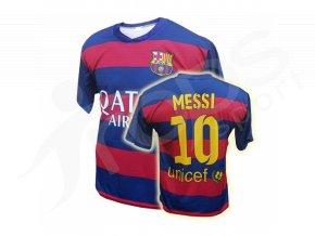 Fotbalový dres FC Barcelona Lionel Messi 2015/2016