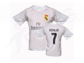 Fotbalový dres Real Madrid Cristiano Ronaldo 2015/2016