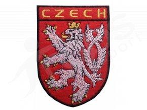 Nášivka znaku CZECH