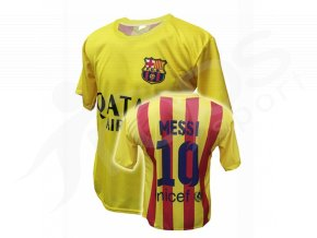 Fotbalový dres FC Barcelona Lionel Messi, venkovní 2015/2016