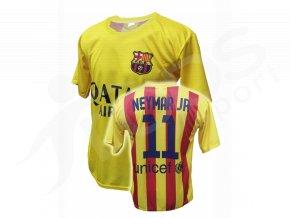 Fotbalový dres FC Barcelona Neymar, venkovní 2015/2016