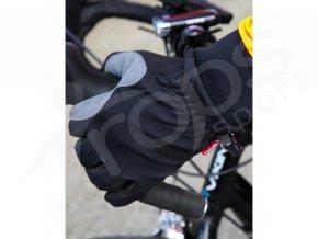 Cyklo zimní rukavice Spiro dlouhoprsté