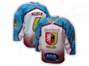 Hokejový dres AVELANCHE - VLASTNÍ JMÉNO a ČÍSLO