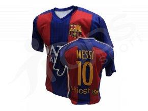 Fotbalový dres FC Barcelona Lionel Messi 16/17