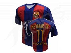 Fotbalový dres FC Barcelona Neymar 16/17