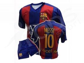 Fotbalový komplet Messi Barcelona