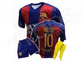 Fotbalový komplet FC Barcelona Lionel Messi