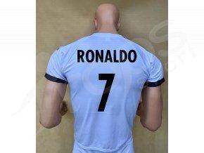 fotbalovy dres real madrid cristiano ronaldo