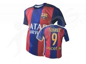 Fotbalový dres FC Barcelona Luis Suárez 16/17