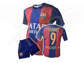 Fotbalový komplet FC Barcelona Luis Suárez 16/17