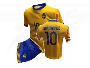 Fotbalový komplet Švédsko Ibrahimovič