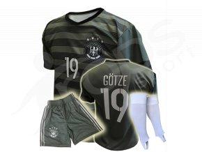 fotbalovy dres nemecko gotze nove trenky stulpny